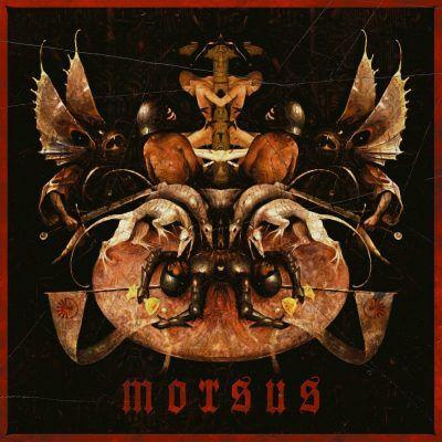 Image of Arroganz Morsus CD Standard