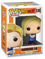 Z - Android 18 Vinyl Figure 530