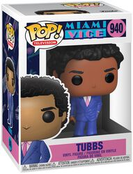 Tubbs Vinyl Figur 940