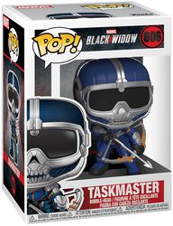 Taskmaster with Bow Vinyl Figur 606