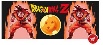 Z - Super Saiyan - Tasse mit Thermoeffekt