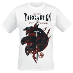 House Targaryen - Fire And Blood