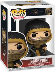 Scorpion (Chase Edition möglich) Vinyl Figur 1055