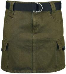 Army Skirt