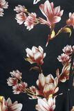 Metallic Magnolia Swing Dress