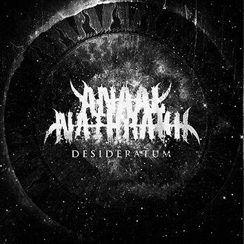 Image of Anaal Nathrakh Desideratum CD Standard