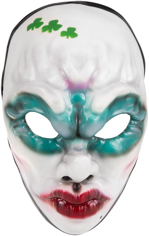 Payday 2 - Clover Mask
