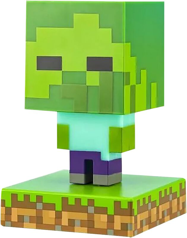 Zombie Icon - Lampe