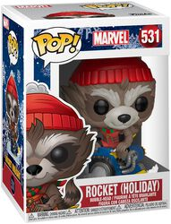 Rocket (Holiday) - Vinyl Figure 531