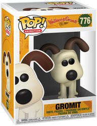 Wallace & Gromit Gromit Vinyl Figur 776