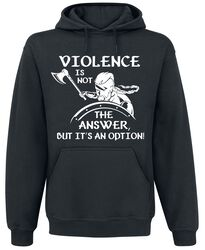 Violence Is Not The Answer