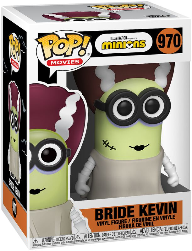 Bride Kevin (Halloween) Vinyl Figur 970