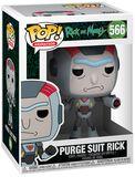 Purge Suit Rick Vinyl Figure 566