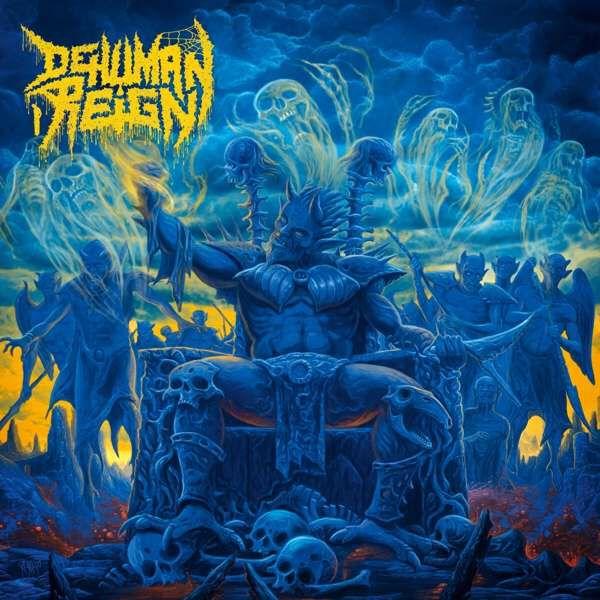Dehuman Reign  Descending Upon The Oblivious  CD  Standard
