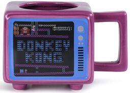 Donkey Kong - Tasse mit Thermoeffekt