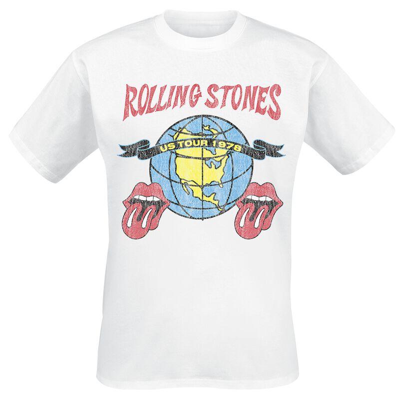 US Tour 1978 Globe