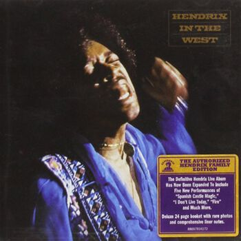 Hendrix in the west