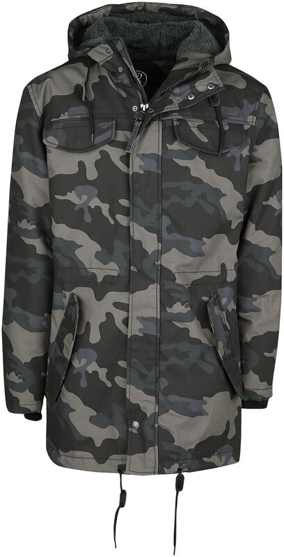 Marsh Lake Teddyparka