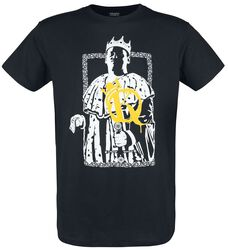 King's Card Long Shirt