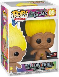 Yellow Troll Vinyl Figur 05