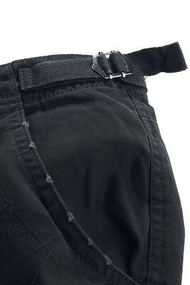 3/4 Army Vintage Shorts