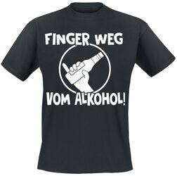 Finger weg vom Alkohol!