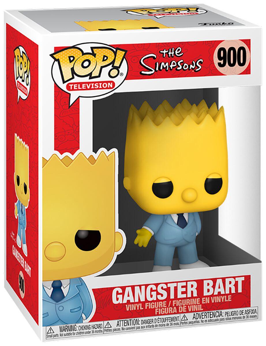 Die Simpsons Gangster Bart Vinyl Figur 900 powered by EMP