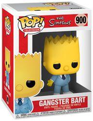 Gangster Bart Vinyl Figur 900