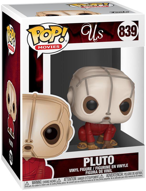 Us - Pluto (Chase Edition möglich) Vinyl Figur 839