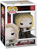 Adrian Tepes Vinyl Figure 581