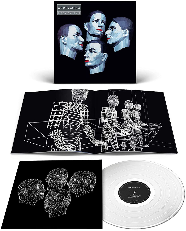 Kraftwerk Techno pop LP klar 9029527215