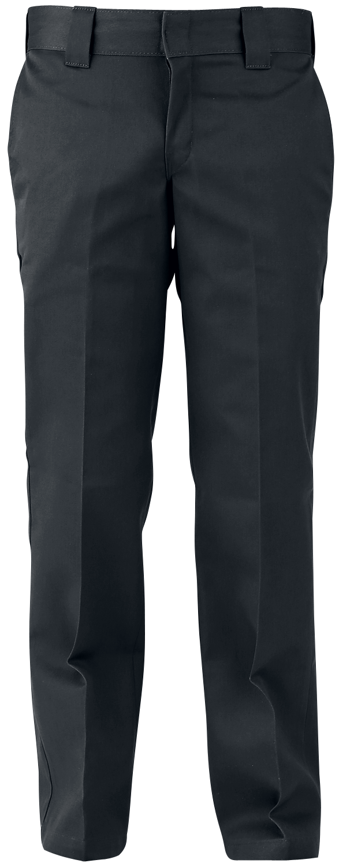 Image of Dickies 873 Slim Straight Work Pant Chinopant schwarz