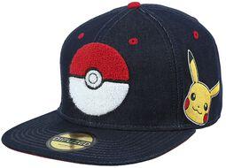 Pikachu - Pokéball