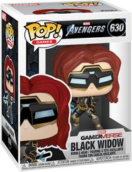 Black Widow (Glow in the Dark) (Chase Edition möglich) Vinyl Figur 630