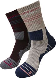 Hiking Performance Socks 2-Pack