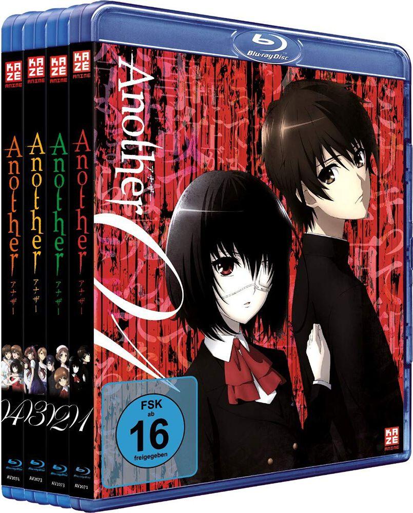 Image of Another Gesamtausgabe 4-Blu-ray Standard