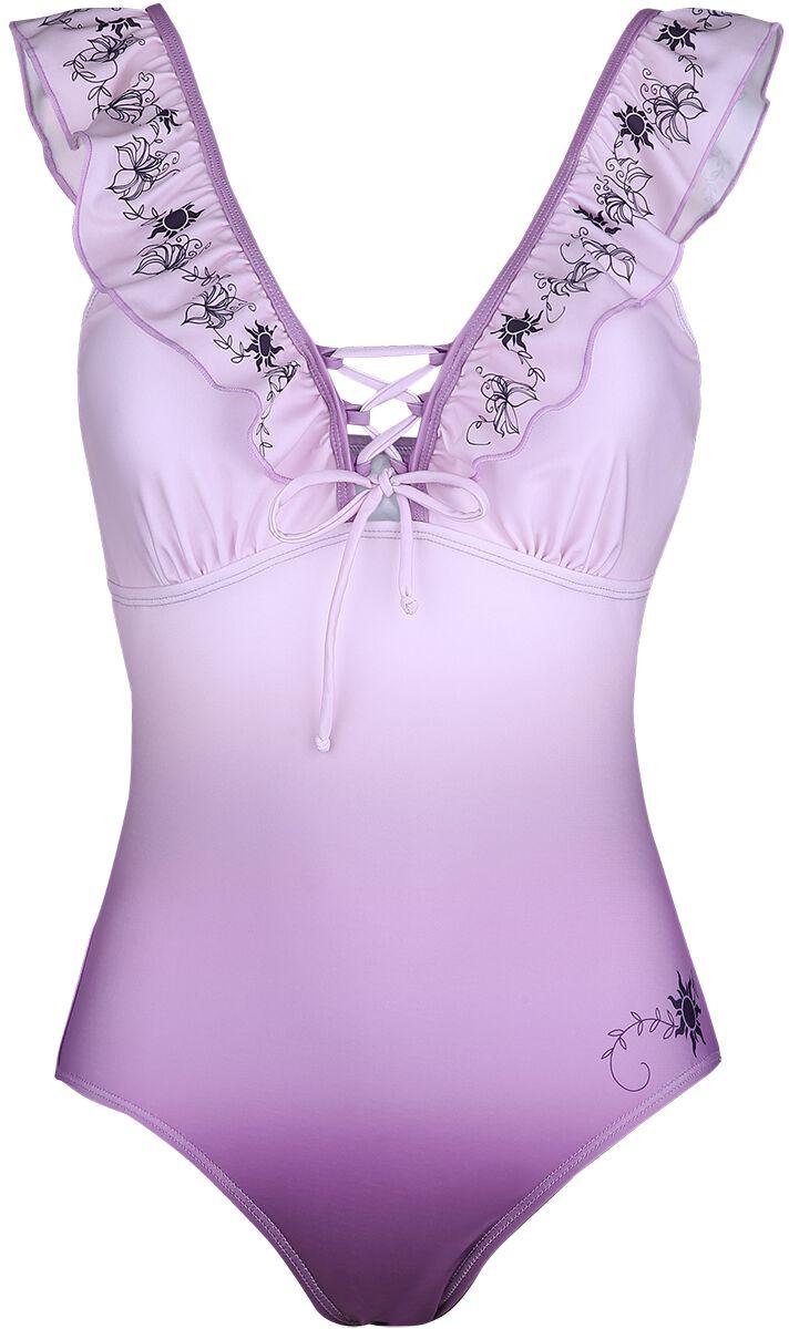 Rapunzel Rapunzel Badeanzug pink . M424617