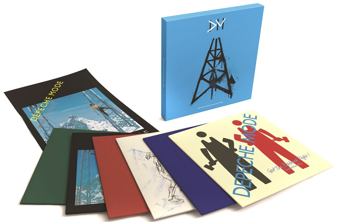 Image of Depeche Mode Construction time again 6 x 7 inch Standard