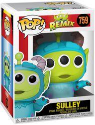 Alien Remix - Sulley Vinyl Figur 759