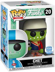 Fantastik Plastik Chet (Funko Shop Europe) Vinyl Figur 20