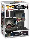 Jurassic World - Blue Vinyl Figur 586