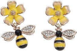 Bee Earstuds