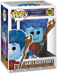 Ian Lightfoot Vinyl Figur 721