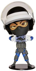 Siege - Six Collection - Doc Chibi Figur