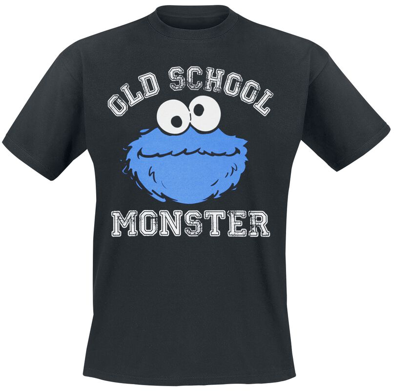 Krümelmonster - Old School Monster