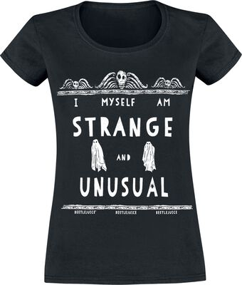 Strange And Unusual