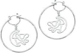 Disney by Couture Kingdom - Simba Hoop Earrings
