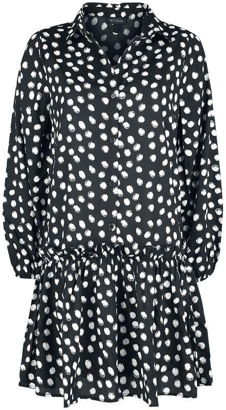 TBC Tiered Shirt Dress