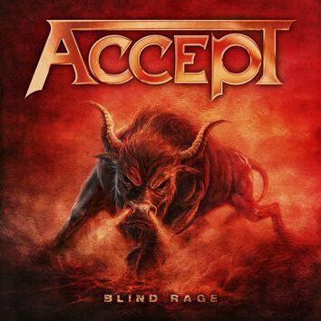 Image of Accept Blind rage CD Standard