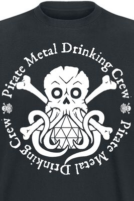 Pirate Metal Drinking Crew